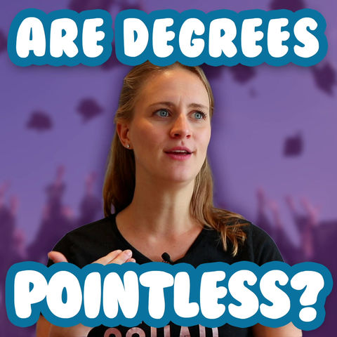 We DON'T all need university degrees.
