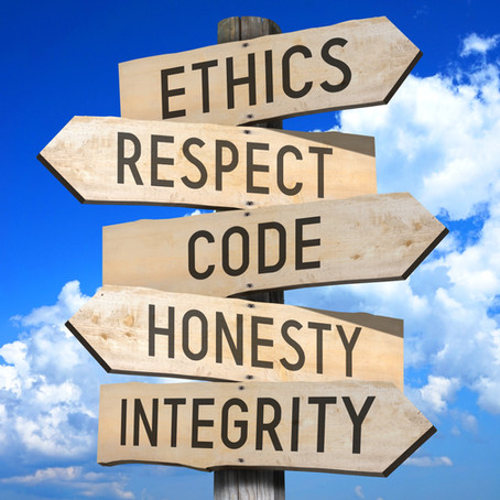 Adopting A Code of Ethics for Intuitive Guidance and Mediumship Readings