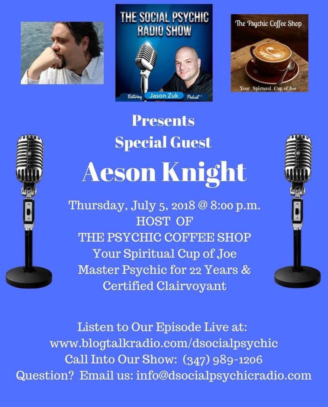 Aeson Knight Promo.8.4.18
