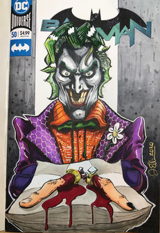 Joker Comic Cover