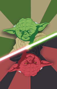 Yoda vs Sith