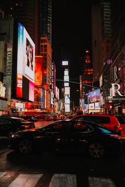 Times Square DM Photo