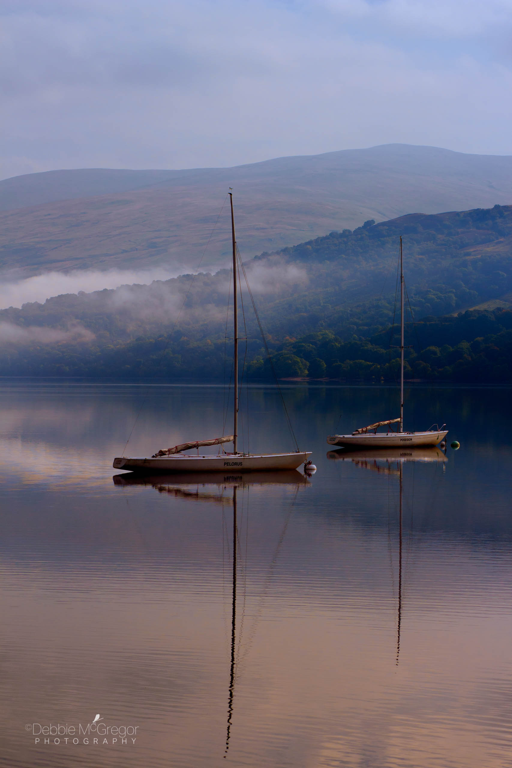 Scotland Loch Tay