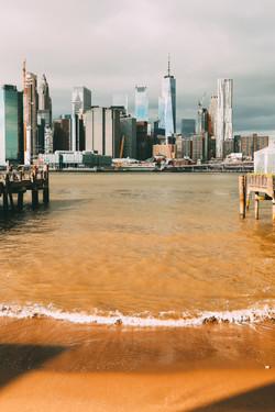 Brooklyn Beach New York DM Photo