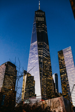 One World Centre New York DM photos