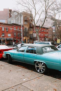 New York Car DM Photo