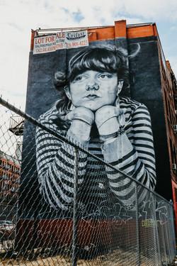 New York Williamsburg Art DM Photo