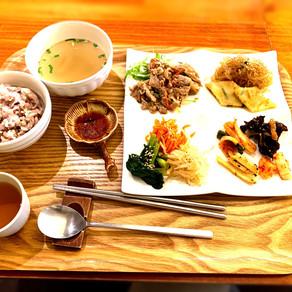 お気に入りの韓国料理やさん