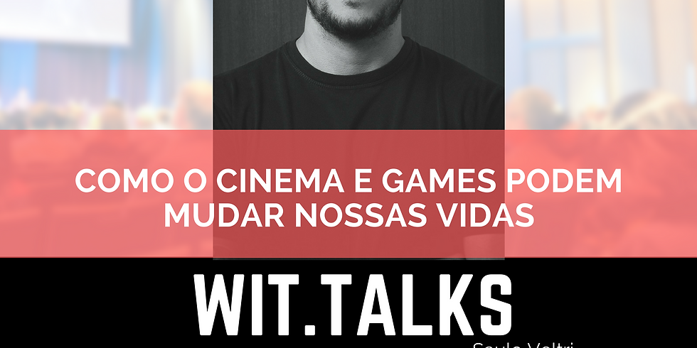 Wit.Talks - 24/04/2017 - Saulo Veltri
