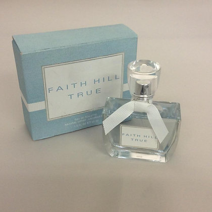 Faith Hill: Silver Eau De Toilette