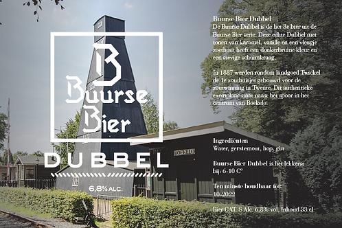 Buurse Bier Dubbel 20L