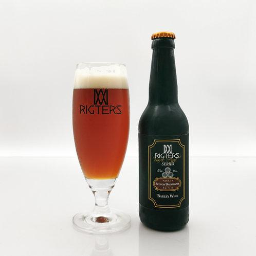 BA 2020 Barley Wine op Dalwhinnie 0.33
