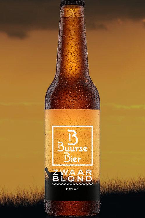 Buurse Bier Zwaar Blond 33CL