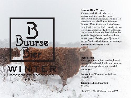 Buurse Winterbier 0,75