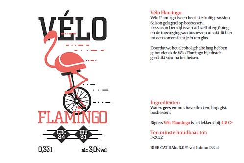 Vélo Flamingo 33CL