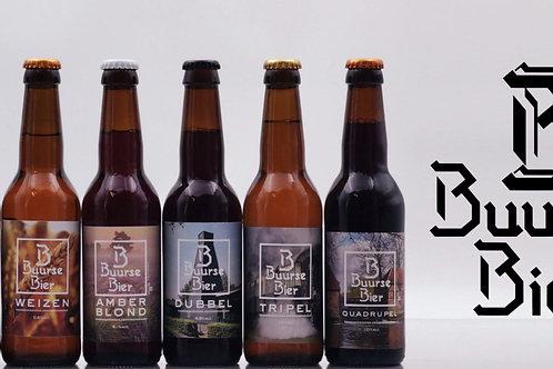 Al onze bieren in één box!