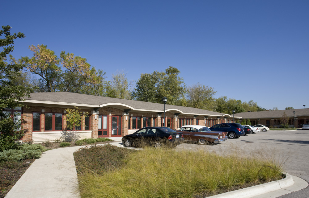 RiverPark offices