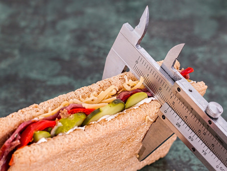 Don't fixate on calories