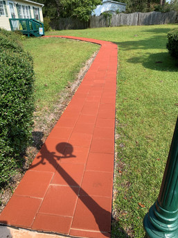 Walkway (after)