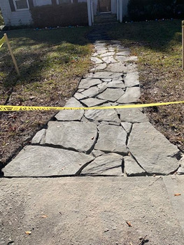 New Flagstone (after)