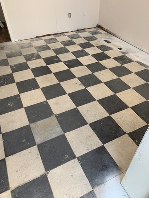 Office Floor (before)