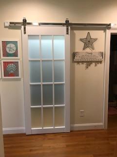 New Barn Door