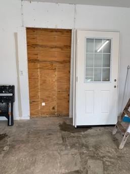 Wall Needs Door (before)