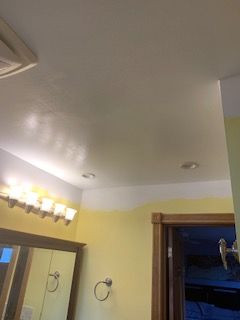 Ceiling Gets Drywall (after)