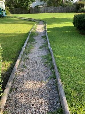 Walkway (before)