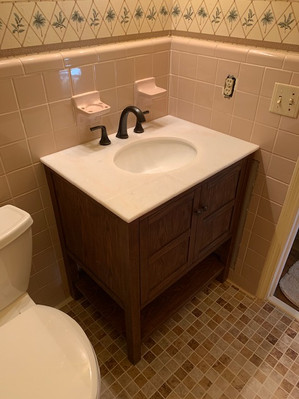 Bathroom Vanity (new)