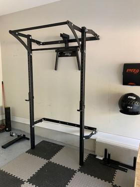 Assemble Gym Rack