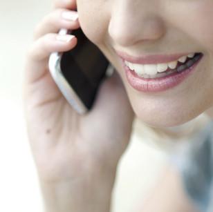 お電話でも体験レッスンをご予約いただけます。