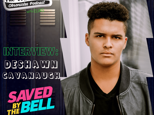 Interview: DeShawn Cavanaugh talks about playing Colt Cassidy on Peacock's Saved By The Bell