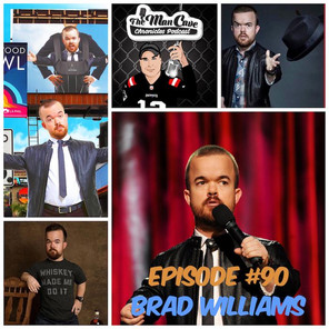 """Interview: Brad Williams """"Stand Up Comedian and Co-Host About Last Night Podcast"""""""