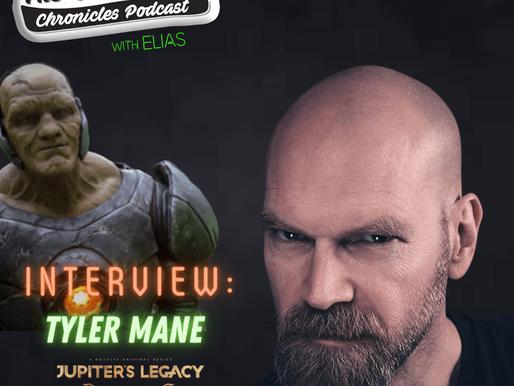 Interview: Tyler Mane talks about playing Blackstar on Netflix's Jupiter's Legacy
