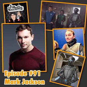 "Interview: Mark Jackson ""The Orville"""