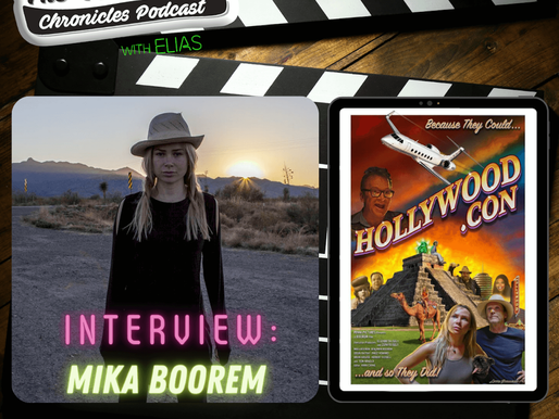 Interview: Mika Boorem talks about her Feature Directorial Debut HOLLYWOOD.CON