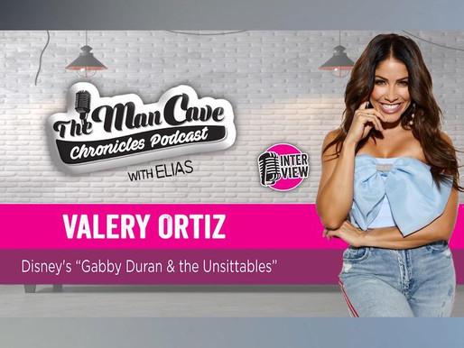"Valery Ortiz talks Disney ""Gabby Duran & the Unsittables"""