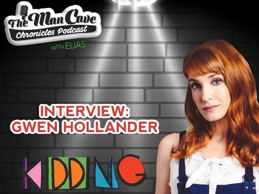 """Gwen Hollander from Showtime's """"Kidding"""""""