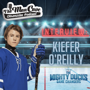 Interview: Kiefer O'Reilly talks about his role as Logan on The Mighty Ducks: Game Changers