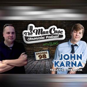 "Interview: John Karna ""Valley of the Boom"""