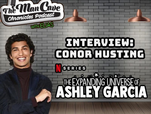"""Conor Husting talks about his role on Netflix's """"The Expanding Universe of Ashley Garcia"""""""