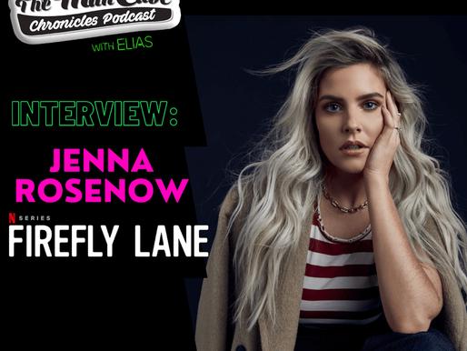 Interview: Jenna Rosenow talks about playing Kimber on Netflix's Firefly Lane