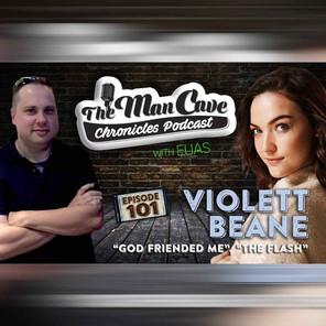 """Interview: Violett Beane """"God Friended Me"""" """"The Flash"""""""