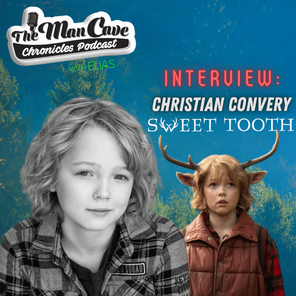 Interview: Christian Convery talks about playing Gus on Netflix's Sweet Tooth