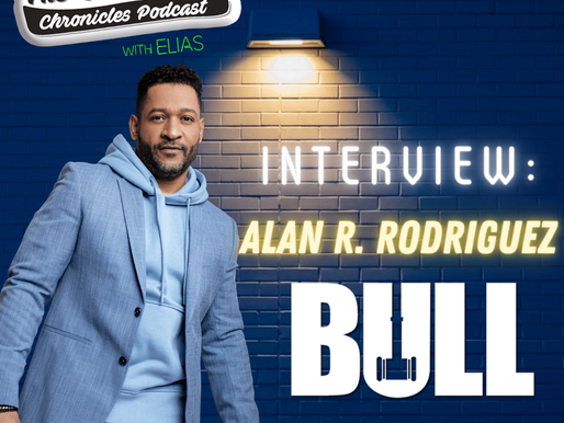 Interview: Alan R. Rodriguez talks about his role on CBS's Bull and more!