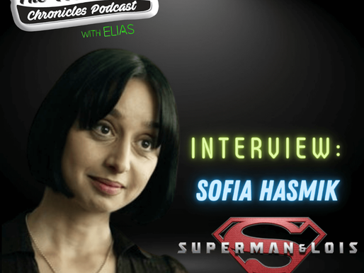 Interview: Sofia Hasmik talks about playing Chrissy Beppo on CW's Superman & Lois