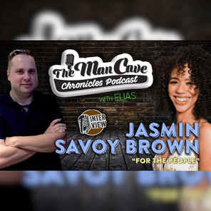 """Interview: Jasmin Savoy Brown """"For The People"""""""
