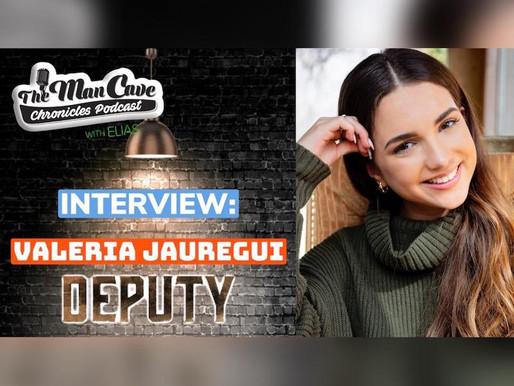 """Valeria Jauregui from FOX's """"Deputy"""""""