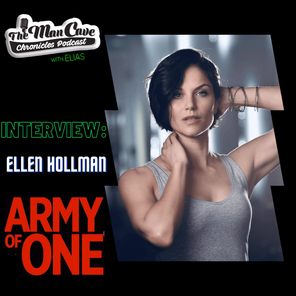 Interview: Ellen Hollman talks about her new film 'Army of One' and 'The Matrix 4'